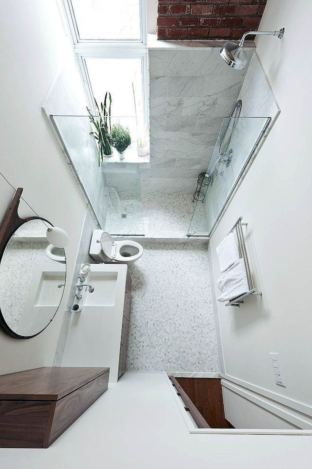 The best and easiest 4 x 4 master bathroom layout ideas that look