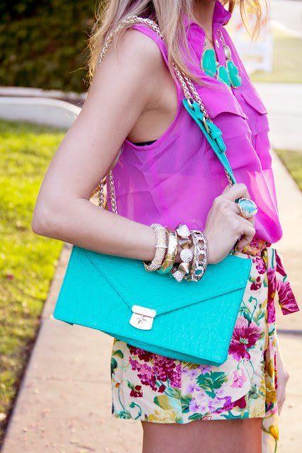 vivid colours.. <3