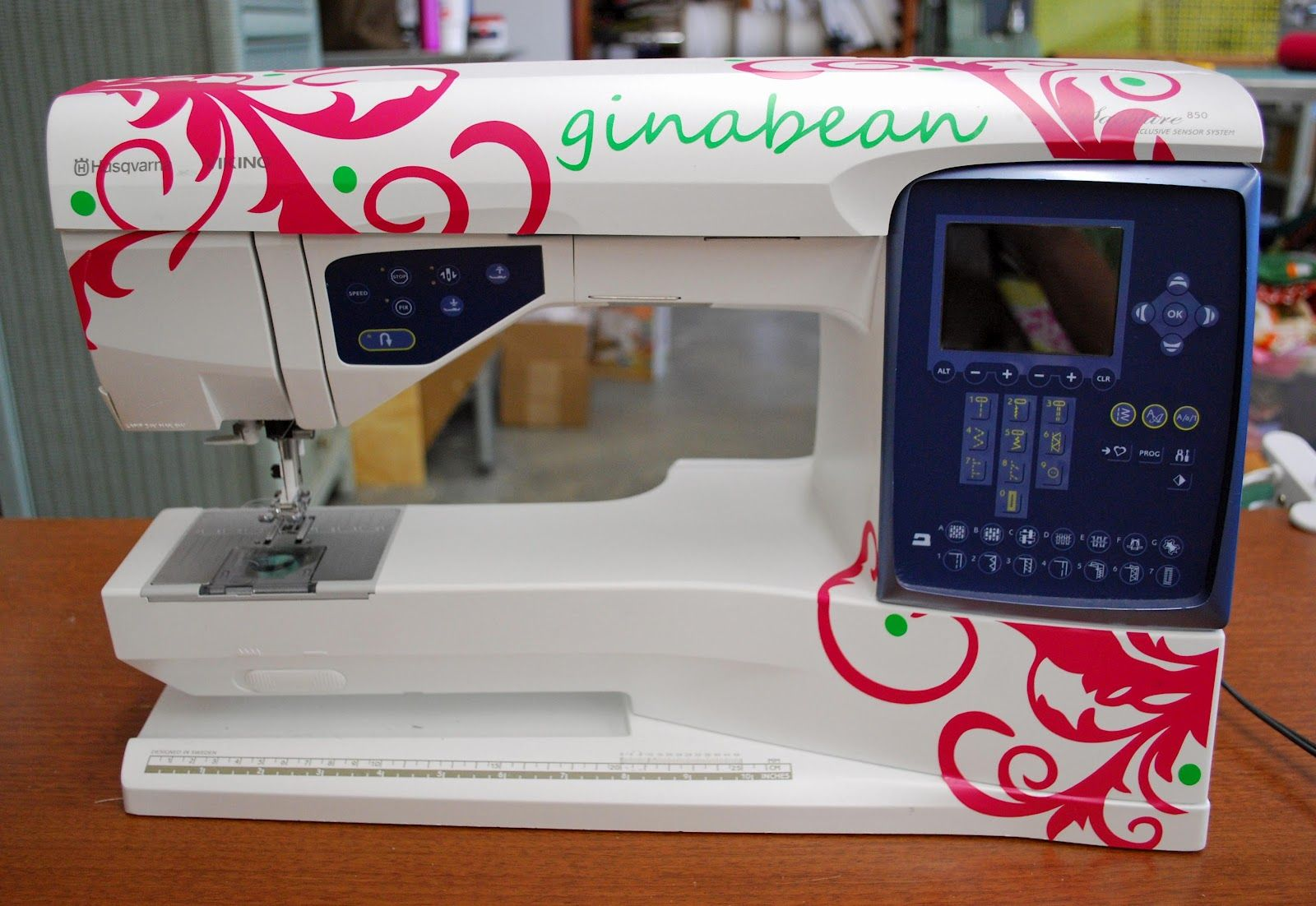 sewing | ginabeanquilts