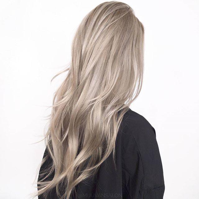 Beige Tones On Asian Hair Using Fanola Usa Oro Bleach And Oro 13