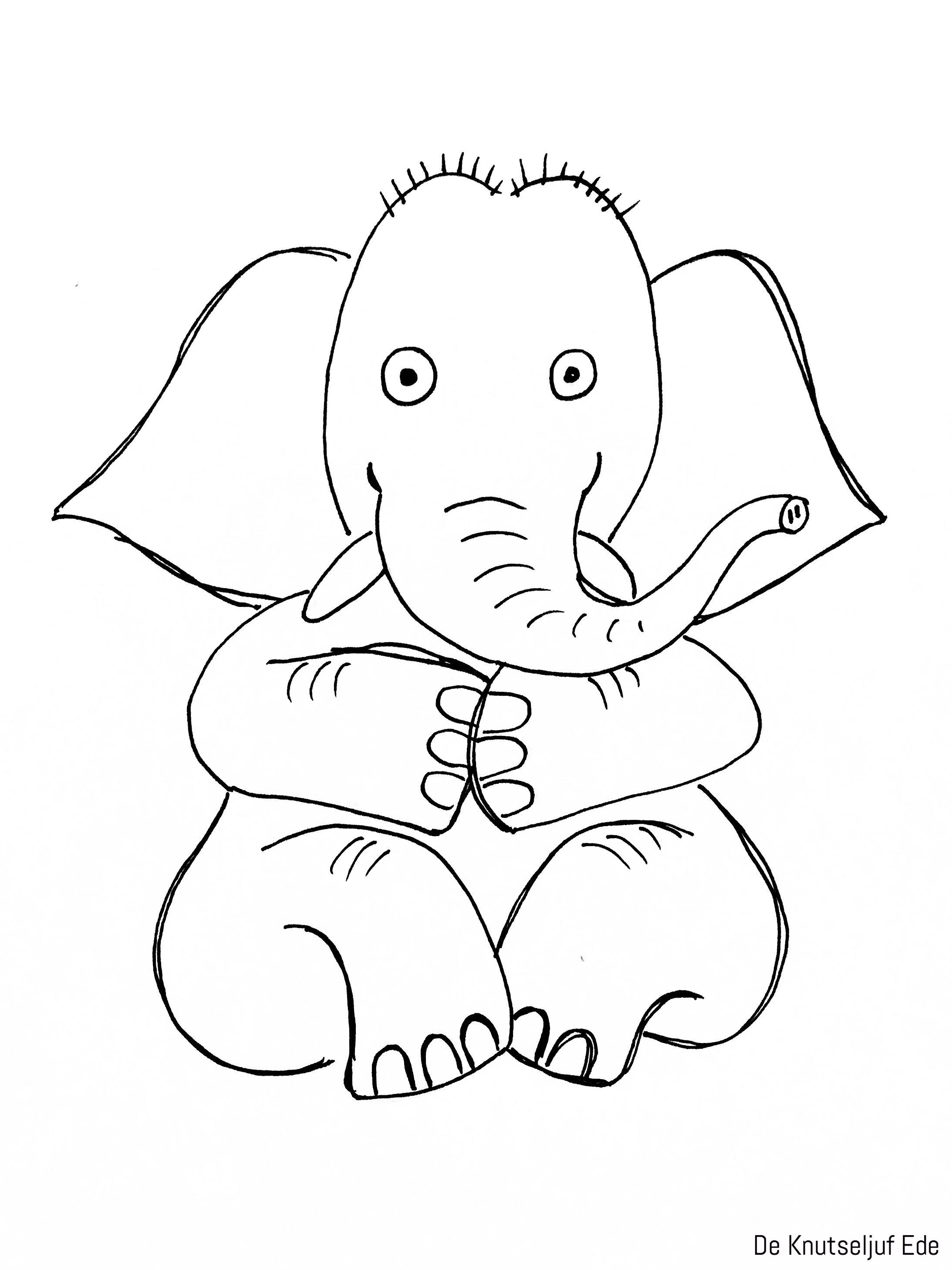 heb jij misschien olifant gezien olifanten grappige