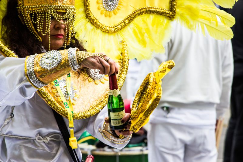 Völkerverständigung für einen Tag – Fotos vom Karneval der Kulturen
