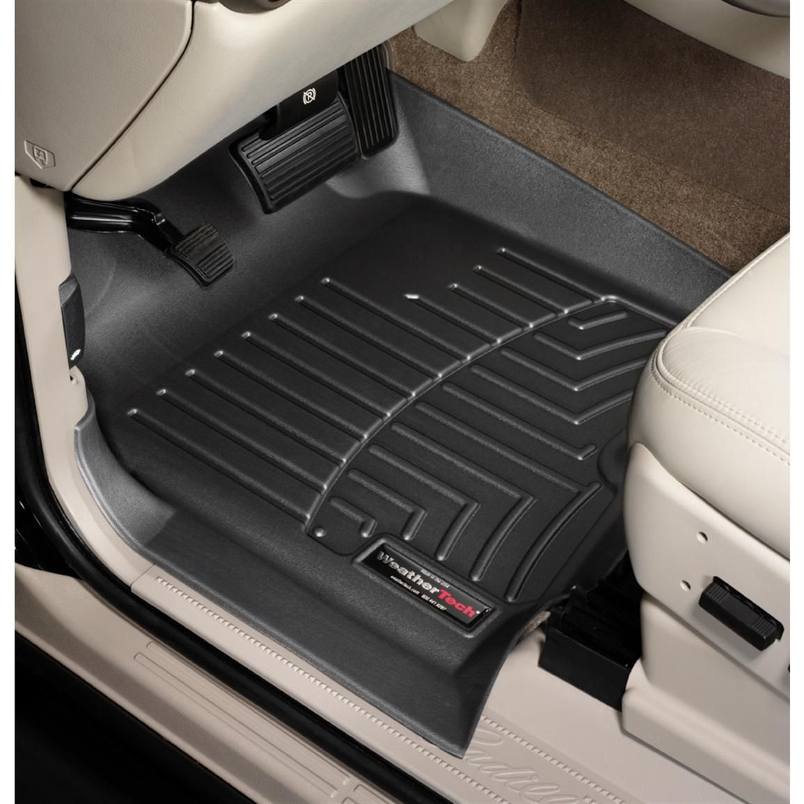 mustang mat mats rear weathertech digitalfit car floor front black