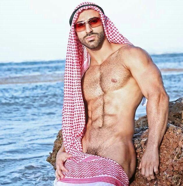 hot arab men naked