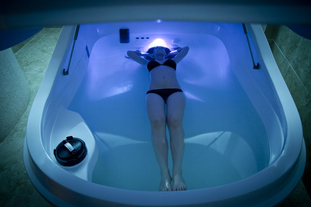 Float therapy spa prices float
