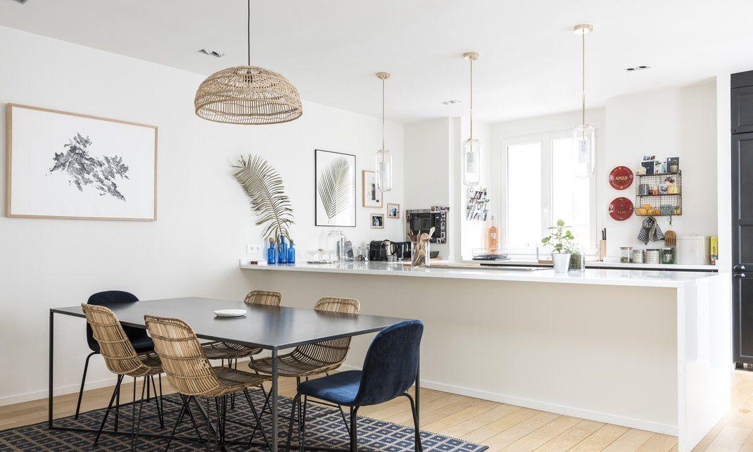 Jessica et Hugo Mulliez - The Socialite Family | Appartement parisien. Deco appartement. Décoration maison