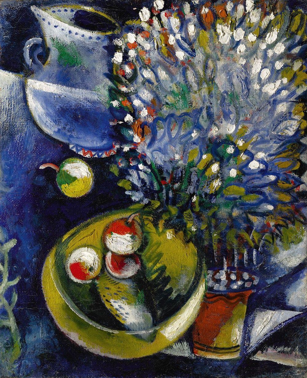 Marc Chagall | 1887-1985, France / Belarus (Jewish)