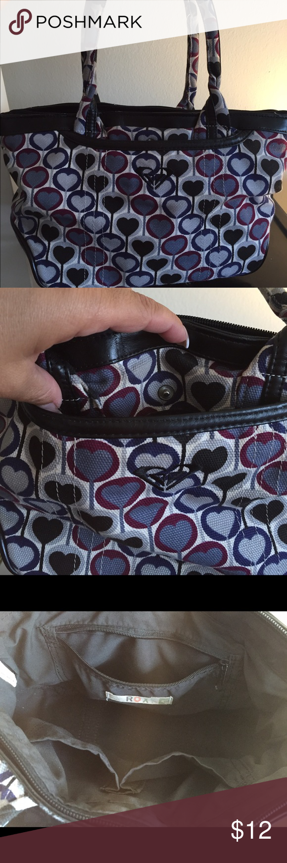 ROXY purse Excellent condition Bags Totes