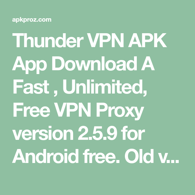 52bb4f46de4d221d612ac4296ec045a1 - Thunder Vpn Pro Apk Free Download