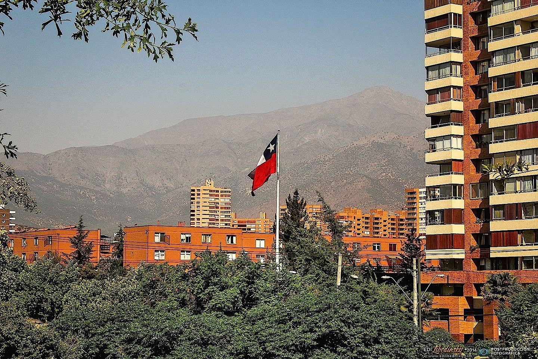 Visita a Santiago de Chile - © Edi Libedinsky - 2014
