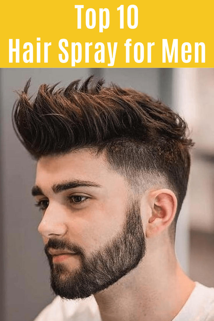 Best Hair Spray For Men In 2020 Review Top 10 The Finest Feed In 2020 Cool Hairstyles Mens Hairstyles Thick Hair Haircuts For Men