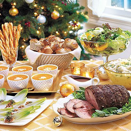 Favorite Christmas Dinners | Traditional, Dinner and Traditional ...