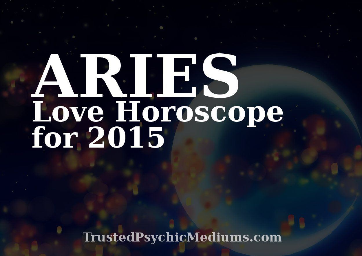 Aries Love Horoscope 2019 | things to try | Aries love