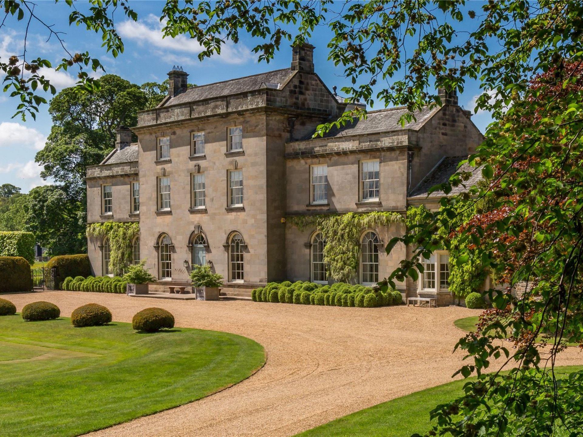 Savills Wycliffe Barnard Castle County Durham Dl12 9tw