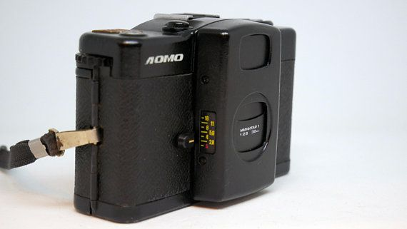 Lomo LC-A 35mm Film Camera, limited party to the XXVII ...