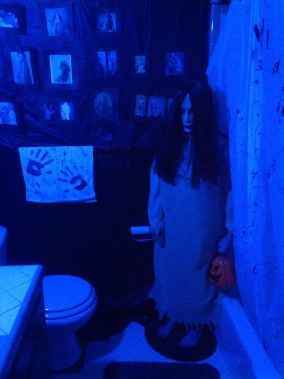 Photo of Halloween Bathroom Decorations That'll Scare The Crap Out Of Them – Twins Dish