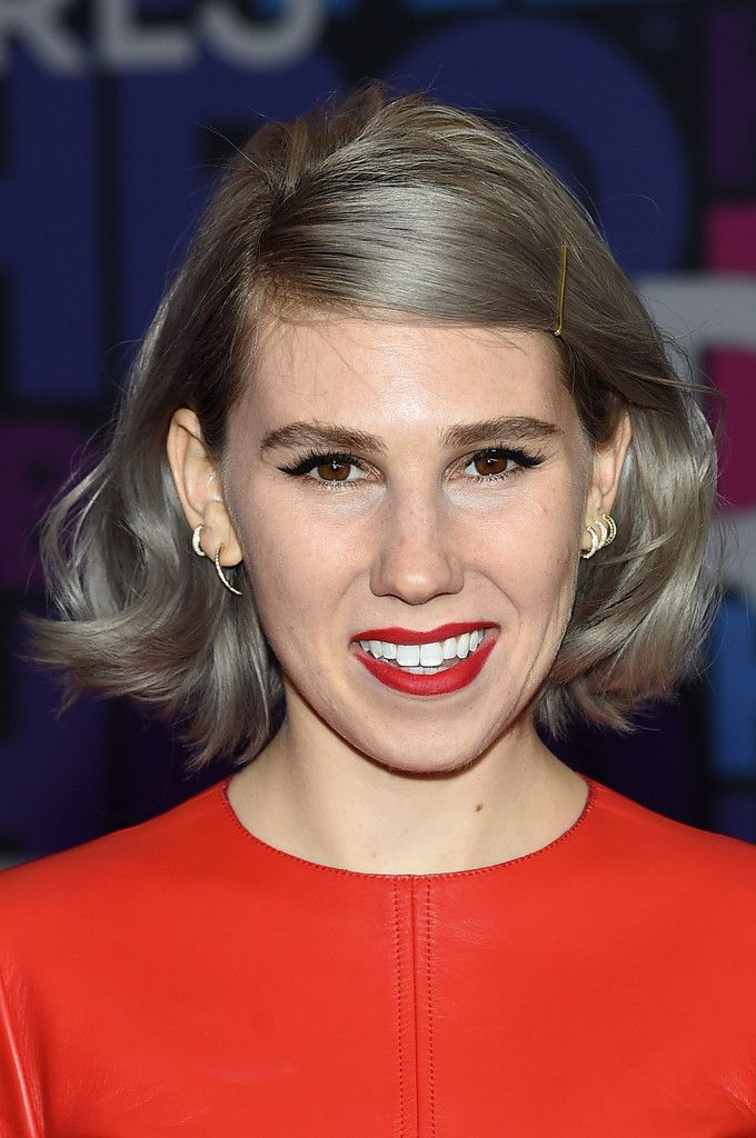 Beauty Showdown: Who Had the Best Hair and Makeup Look This Week? // Zosia Mamet