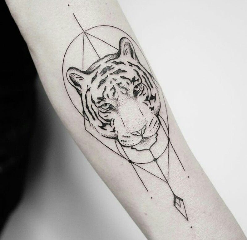 Tiger tattoo 47