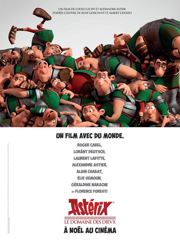Affiche #4, un film avec du monde!