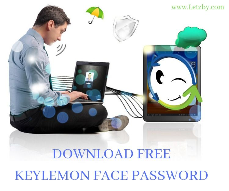 Download Free KeyLemon Face Password software Free