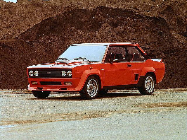 Fiat 131 Abarth Auto Automobile E Auto Da Sogno