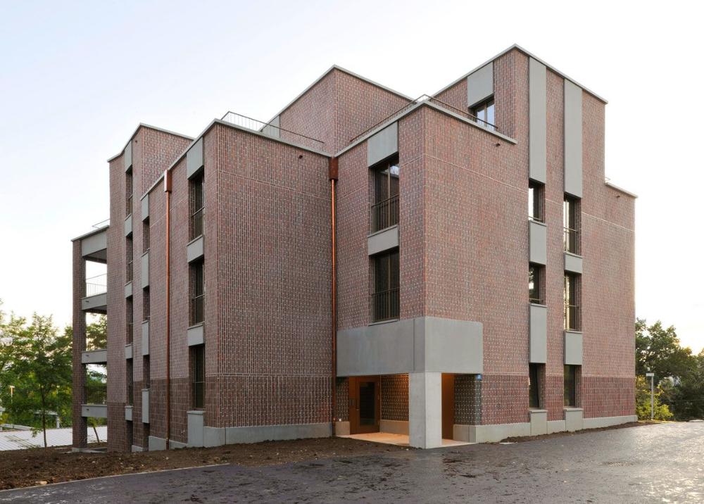 Sergison Bates Suburban Housing Zurich Hic Arquitectura In 2021 Architect Architecture House Building Exterior