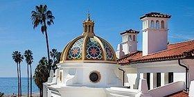 Hotel In Santa Barbara The Santa Barbara Inn Santa Barbara Inn Santa Barbara Hotels Hotel