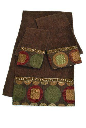 Sherry Kline Metro Brown 3-piece Embellished Towel Set Sh... https://www.amazon.com/dp/B00EUGAXVQ/ref=cm_sw_r_pi_dp_x_5xlIybZ35SVV9