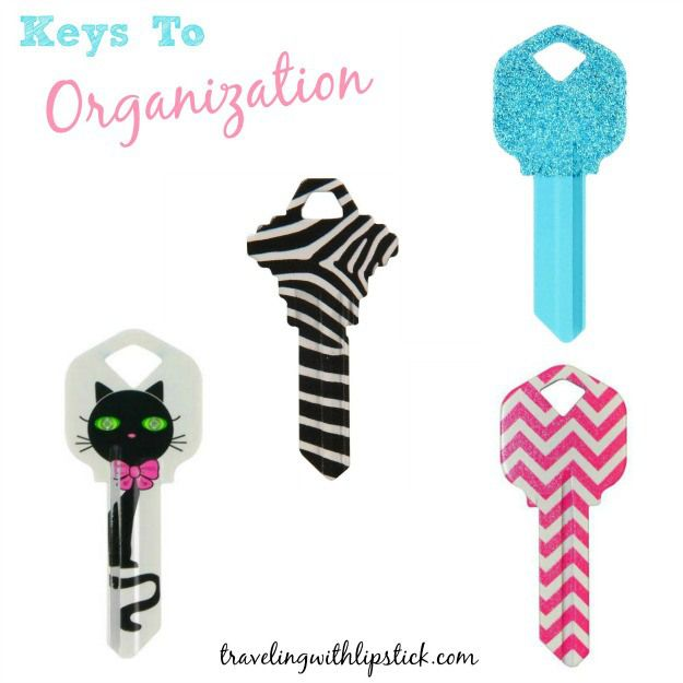 These designer keys from Home Depot are adorable. And will keep you ...