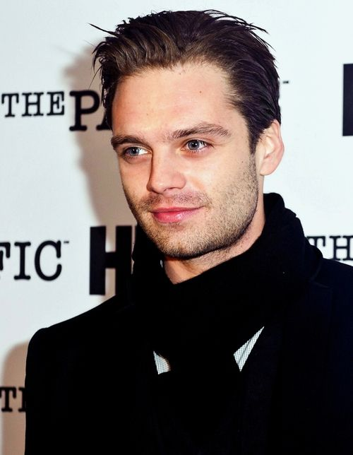Sebastian Stan at the DVD launch of The Pacific, London - 10/20/10