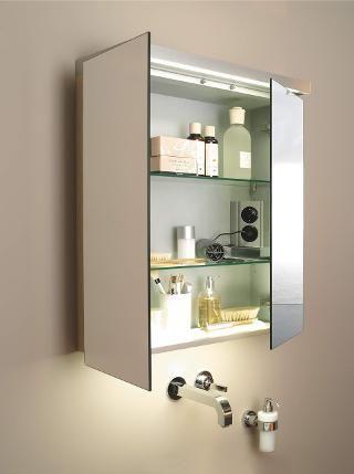 Fogo Duravit Duravit Mirror Cabinets Bathroom