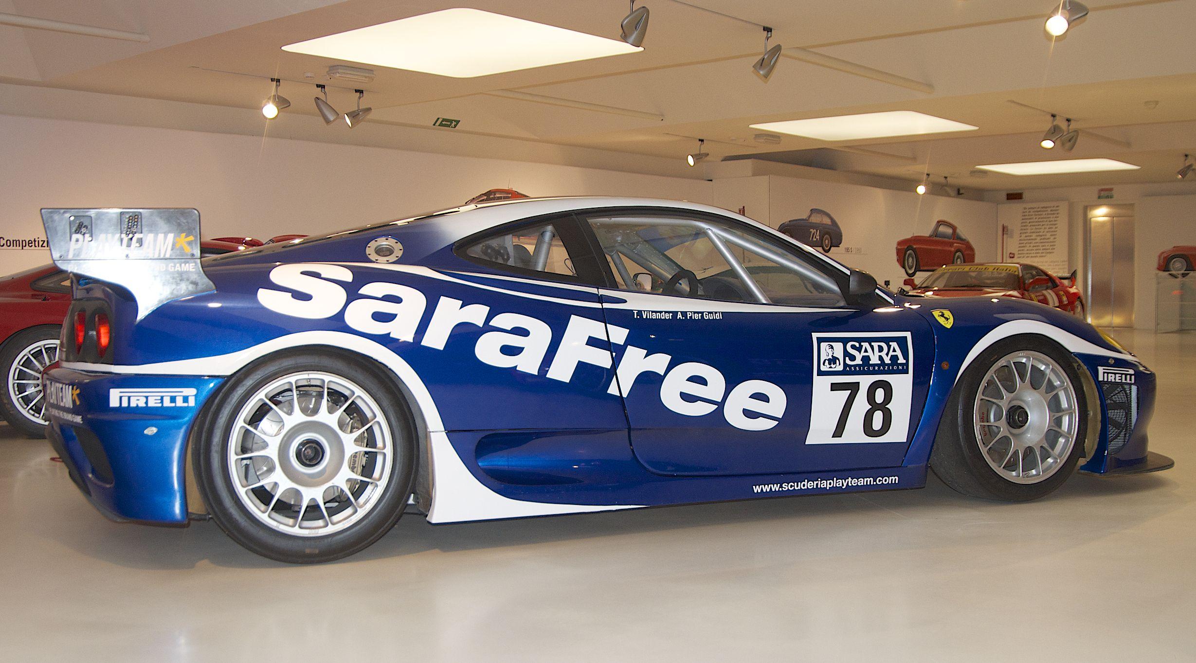 Pin van dominique rocheron op Ferrari 360 Challenge