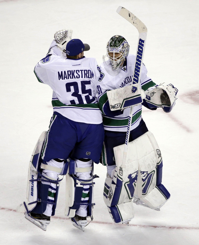 Jacob Markstrom Canucks Google Search Canucks Vancouver Canucks Hockey