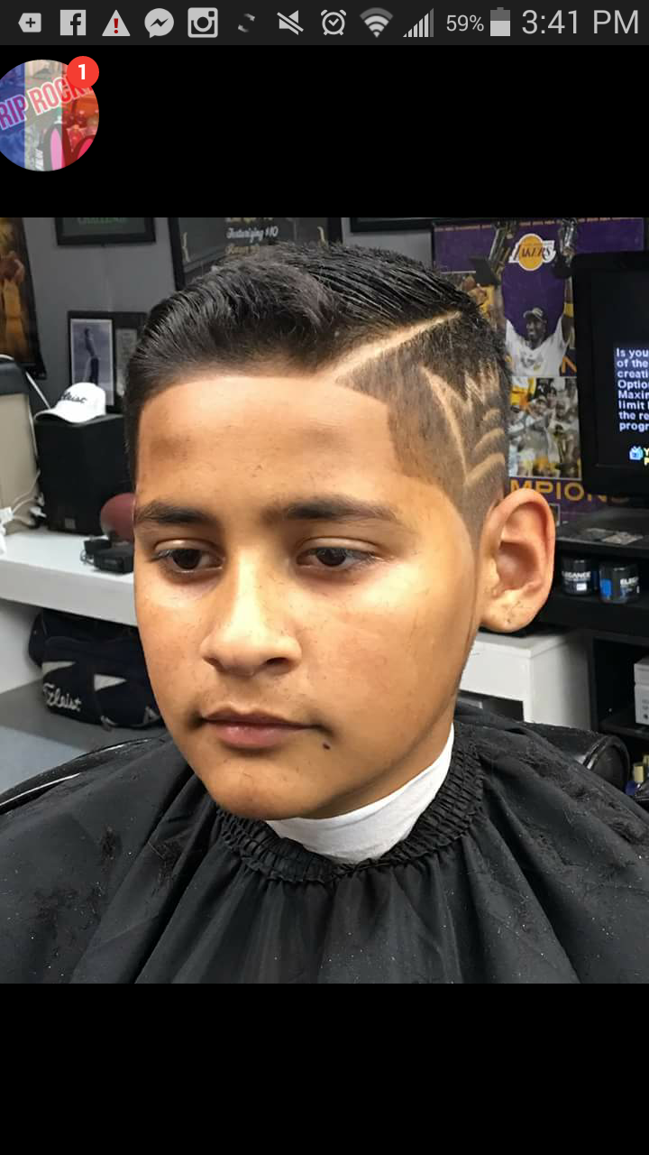 Pin On Aj Rodriguez Hairstyles