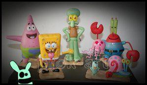 sponge bob and friends II by prok-art