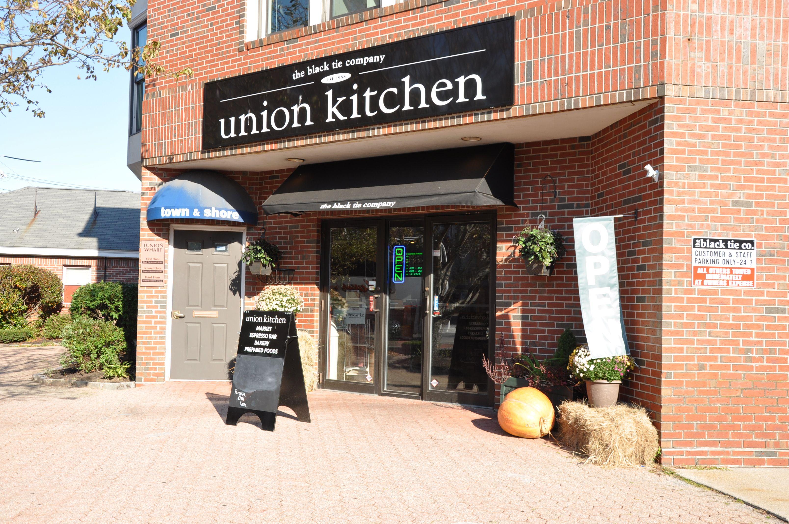 Union Kitchen Portland Me