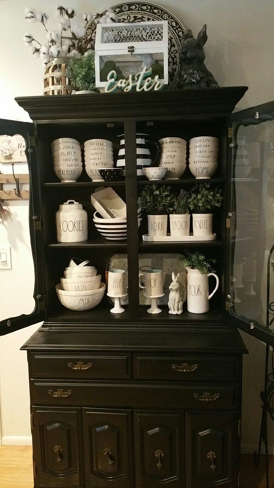 Wonderful 7 Diy Amazing Rae Dunn Display Ideas Ebony