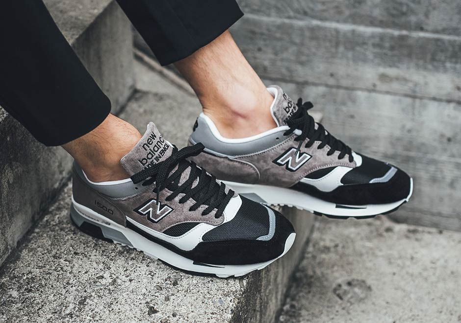 acbd6336b The New Balance 1500 stays as desirable as ever with this new colorway in a  clean and versatile black