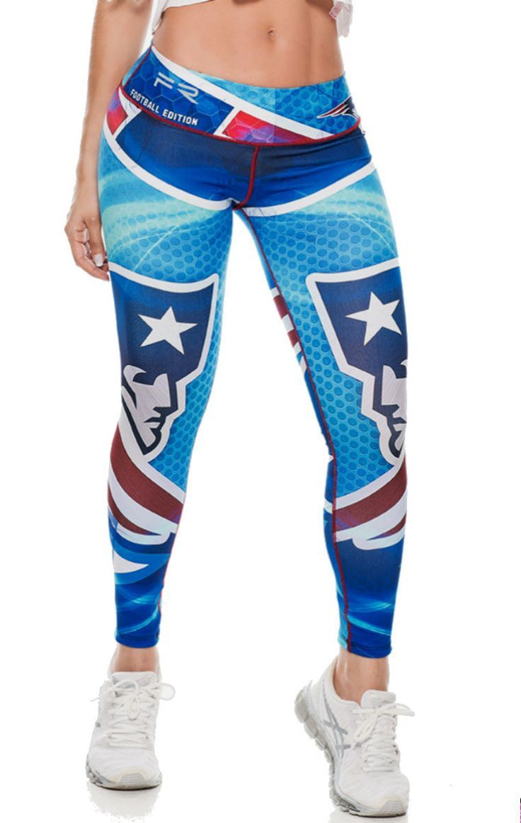Fiber New England Patriots Leggings New England Patriots Football New England Patriots Workout Clothes Cheap