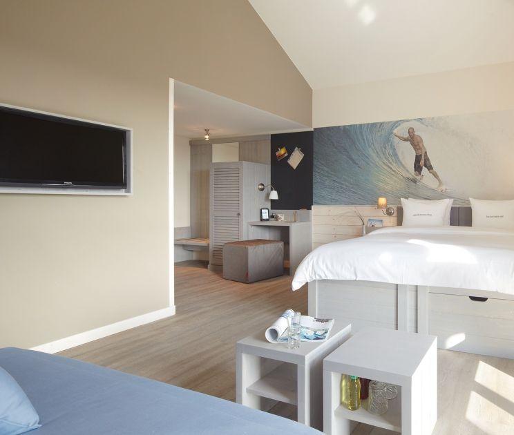 Die zweite Junior Suite gestalten wir gerade für Euch neu - stay - wohnzimmer neu gestalten