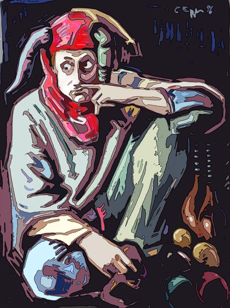 В святом обличии шута.... Обсуждение на LiveInternet - Российский Сервис Онлайн-Дневников
