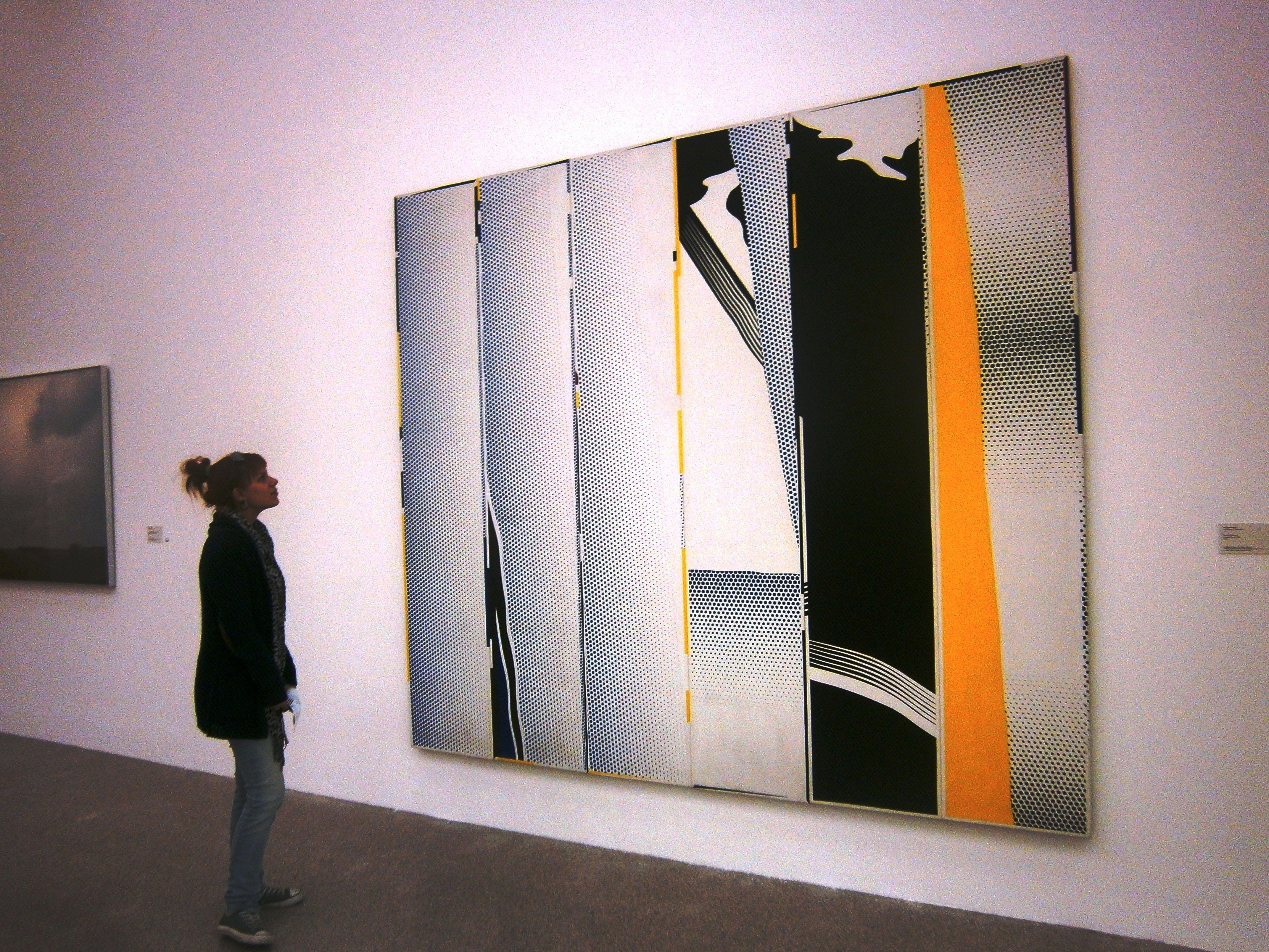 Lichtenstein Mumok Museum Moderner Kunst Museum Of Modern Art Vienna Austria Arte Arte Contemporaneo