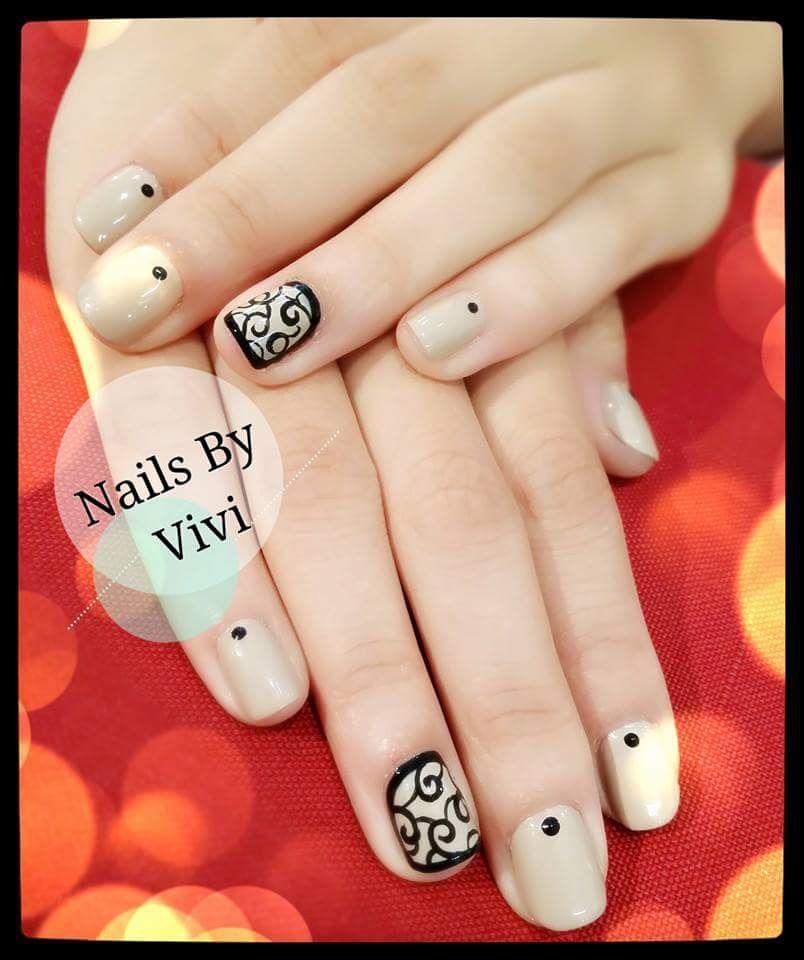 #laclinicadayspa #laclinicasalonanddayspa #nailsbyvivi #naturalnailcare