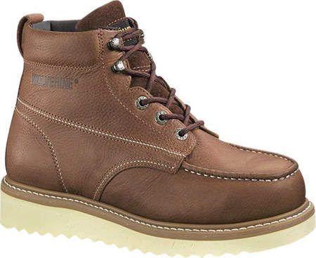 94fab4a324f Moc-Toe Wedge Heel 6