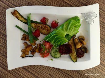 Knallvergnügt Leben : #Rezept Ideen unter 100 Kalorie-chen mit Herz: Wra...