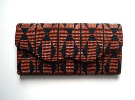 tissu africain tisse main