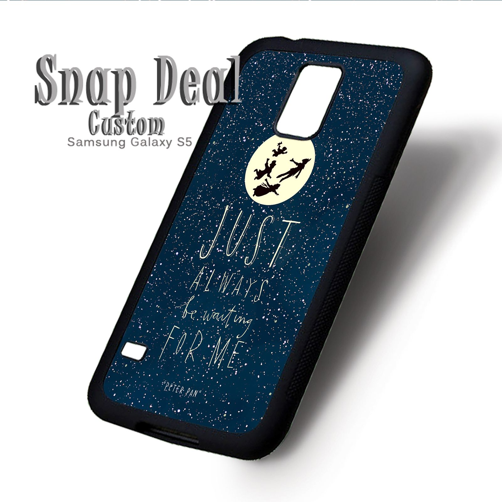 Peter Pan Quote For Samsung Galaxy S5 I9600 Case Case Samsung Galaxy S5 Samsung Galaxy
