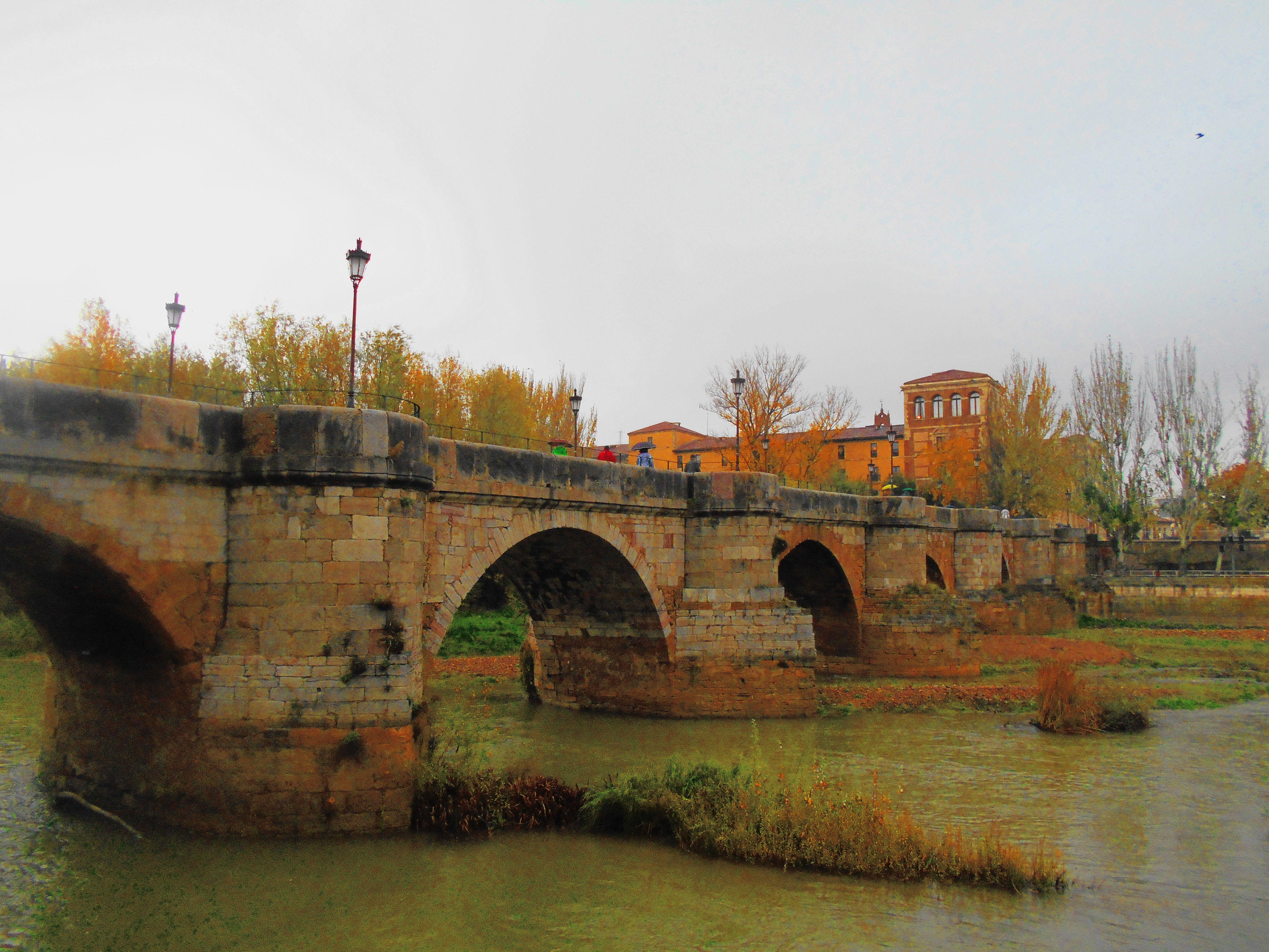 Puente y Parador de San Marcos.