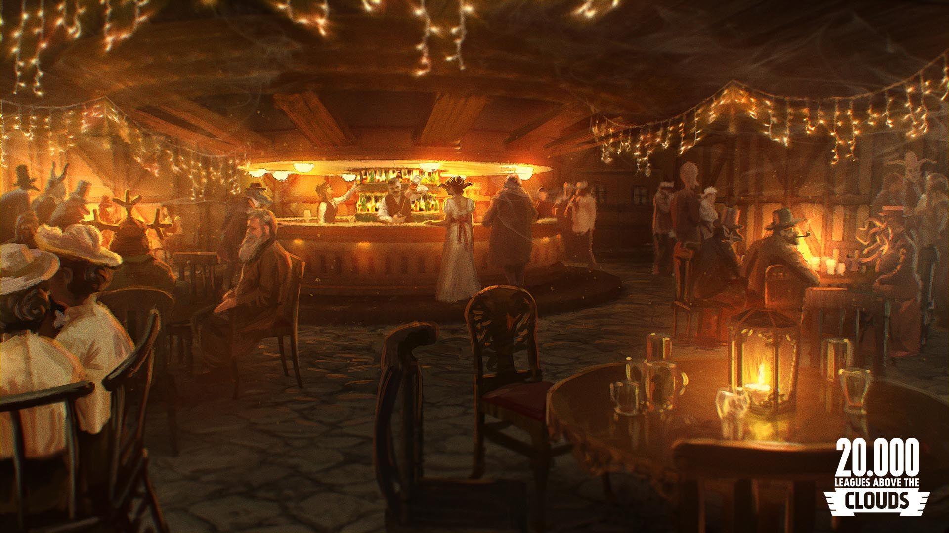 1399051699 5 Jpg 1920 1080 Episode Interactive Backgrounds Tavern Wallpaper