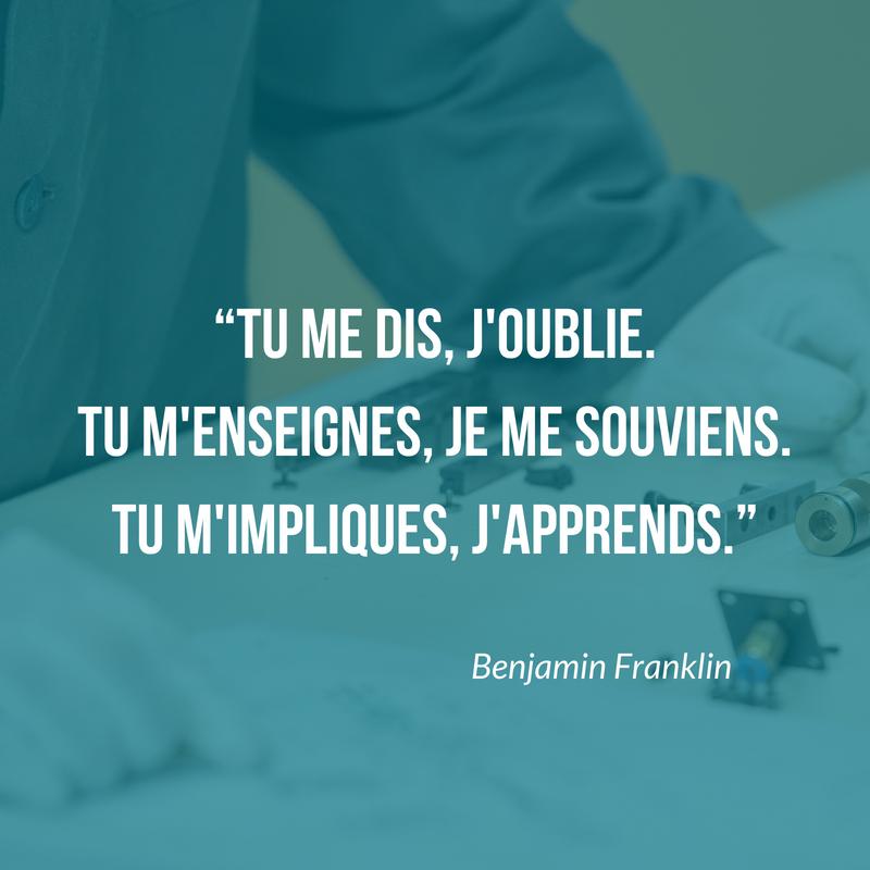 Ifria Bretagne On Linkedin Citation Du Jour Qui Colle Bien